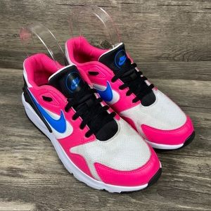 Nike LD Victory Hyper Pink & Black Running Shoes